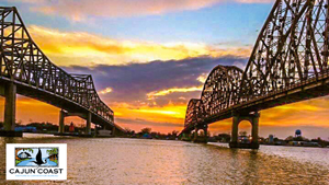 Bridge Sunset Rhonda Dennis