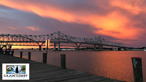 Rhonda Dennis Bridge Sunset