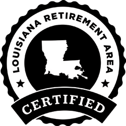 Cajun Coast Certified Retirement Community