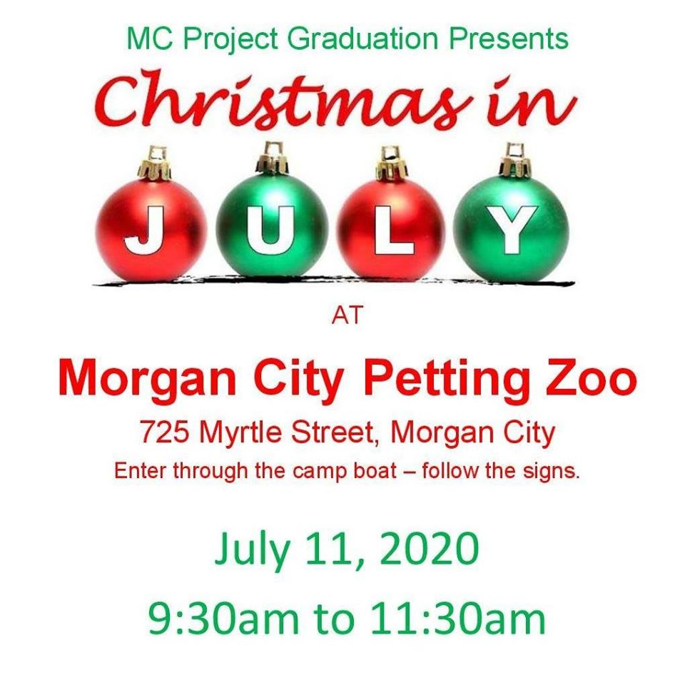 Morgan City Petting Zoo