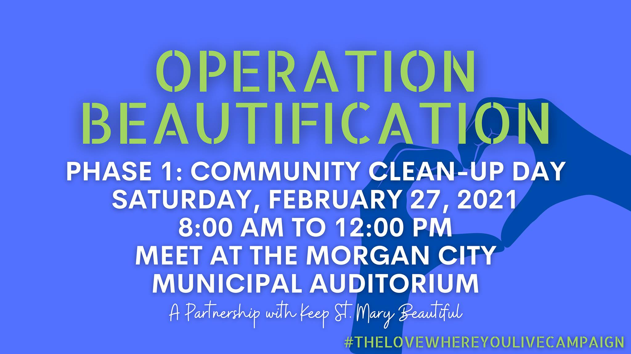 Operation Beautification