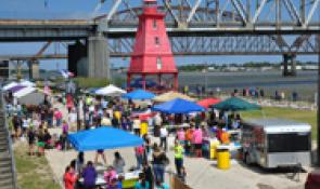 Lighthouse Festival on the Cajun Coast