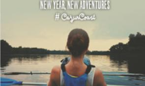New Year. New Adventures. Cajun Coast