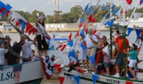 Shrimp & Petroleum Festival Cajun Coast