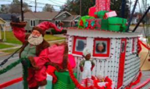 Christmas on the Cajun Coast